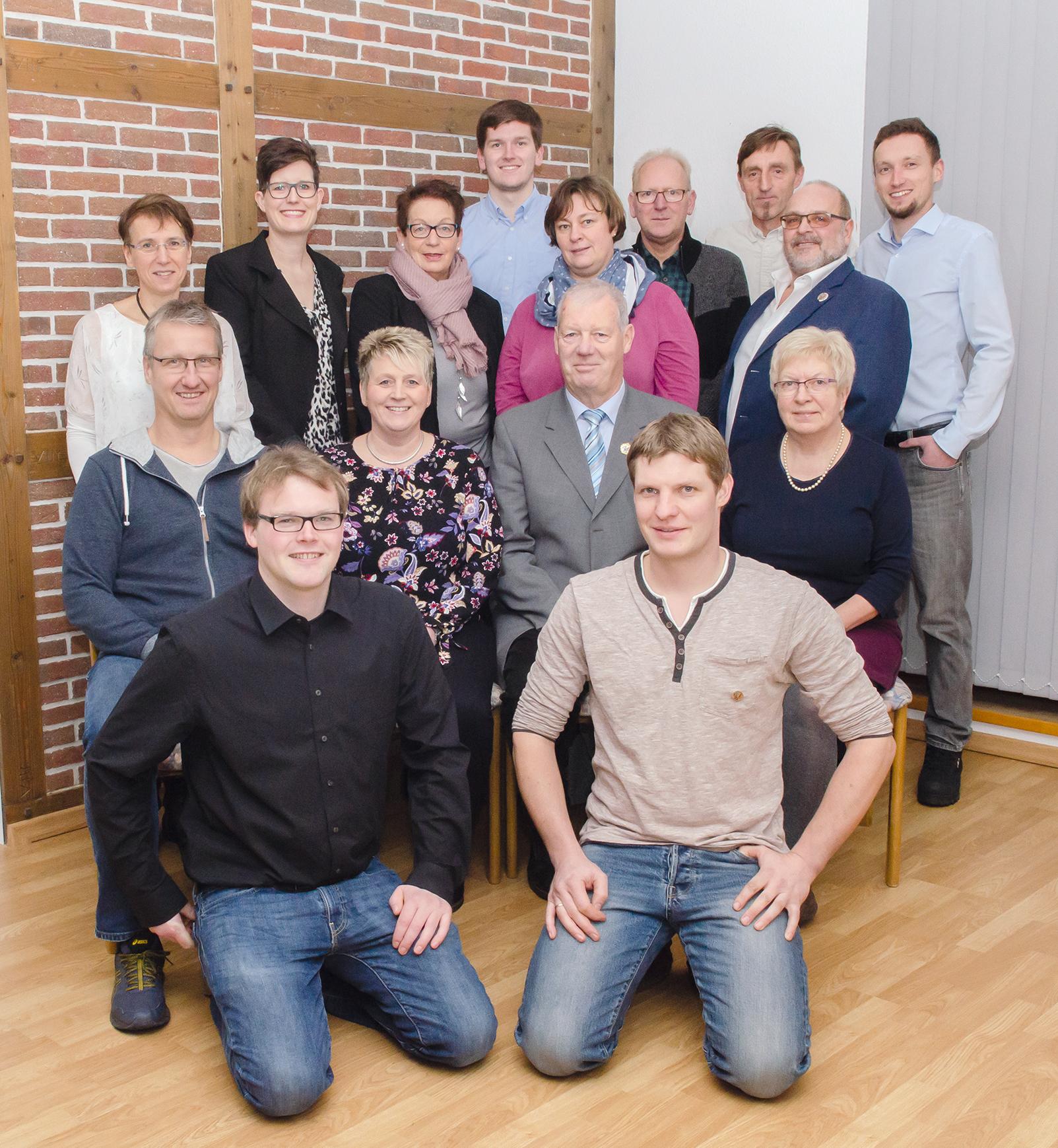 Gilde Vorstand 2018